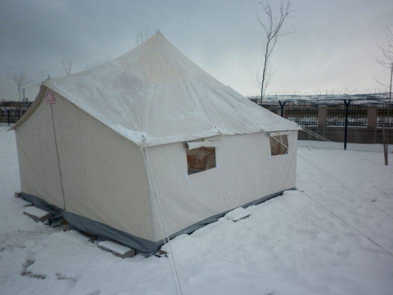 afet çadırı 2