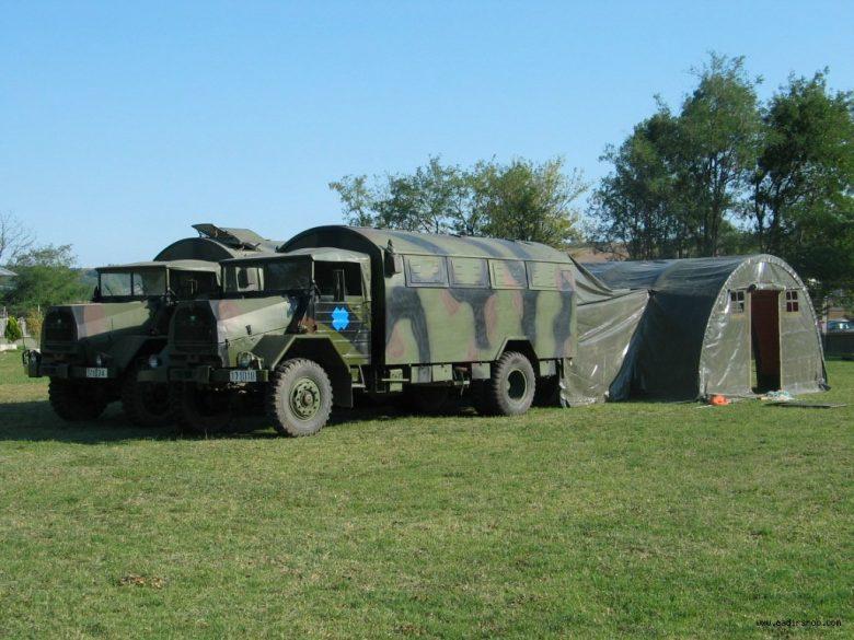 askeri çadırlar