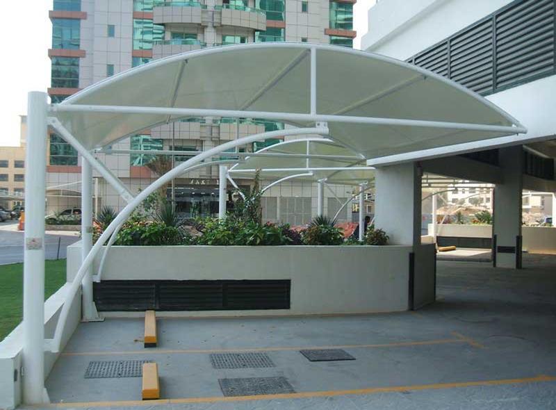 oto park çadır sistemleri