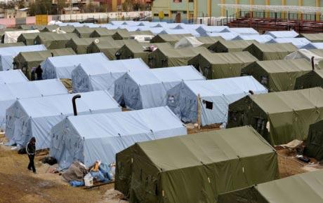 Mülteci Çadırı
