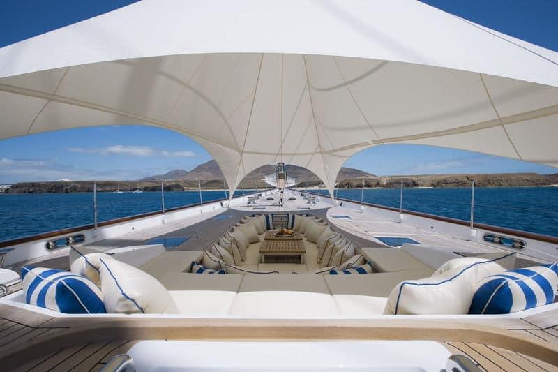Yat tekne brandası
